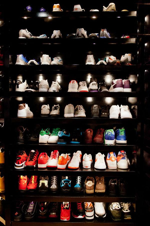 球鞋装备——nba球员乔约翰逊球鞋装备收藏
